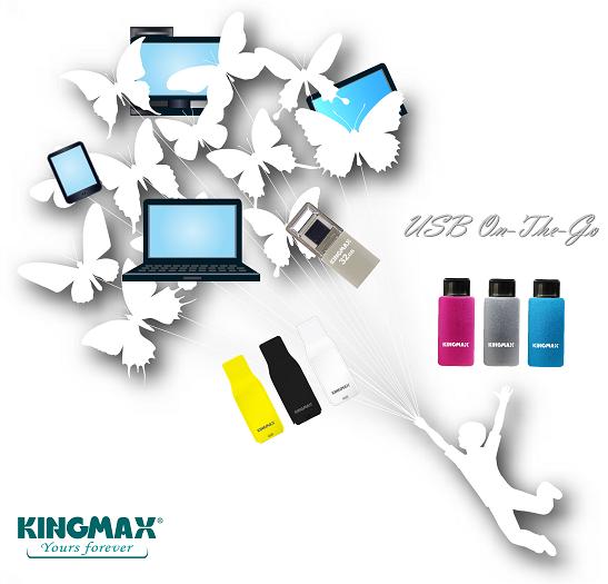KINGMAX OTG USB