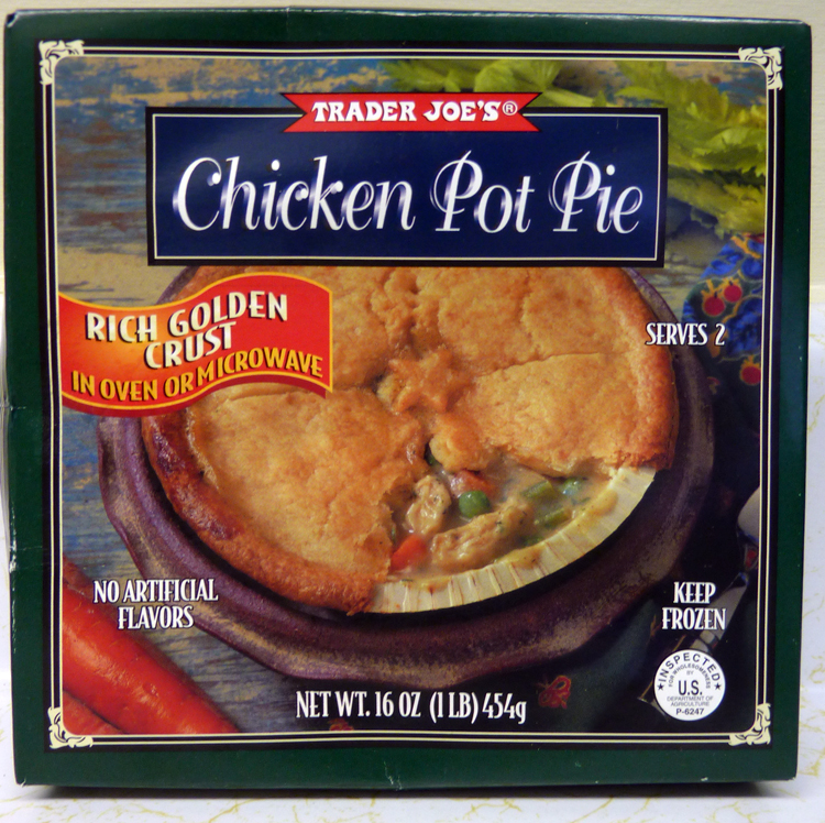 Whats Good At Trader Joes Trader Joes Chicken Pot Pie