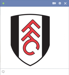 Fulham Football Emoticon