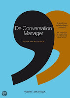 The Conversation Manager by Steven Van Belleghem