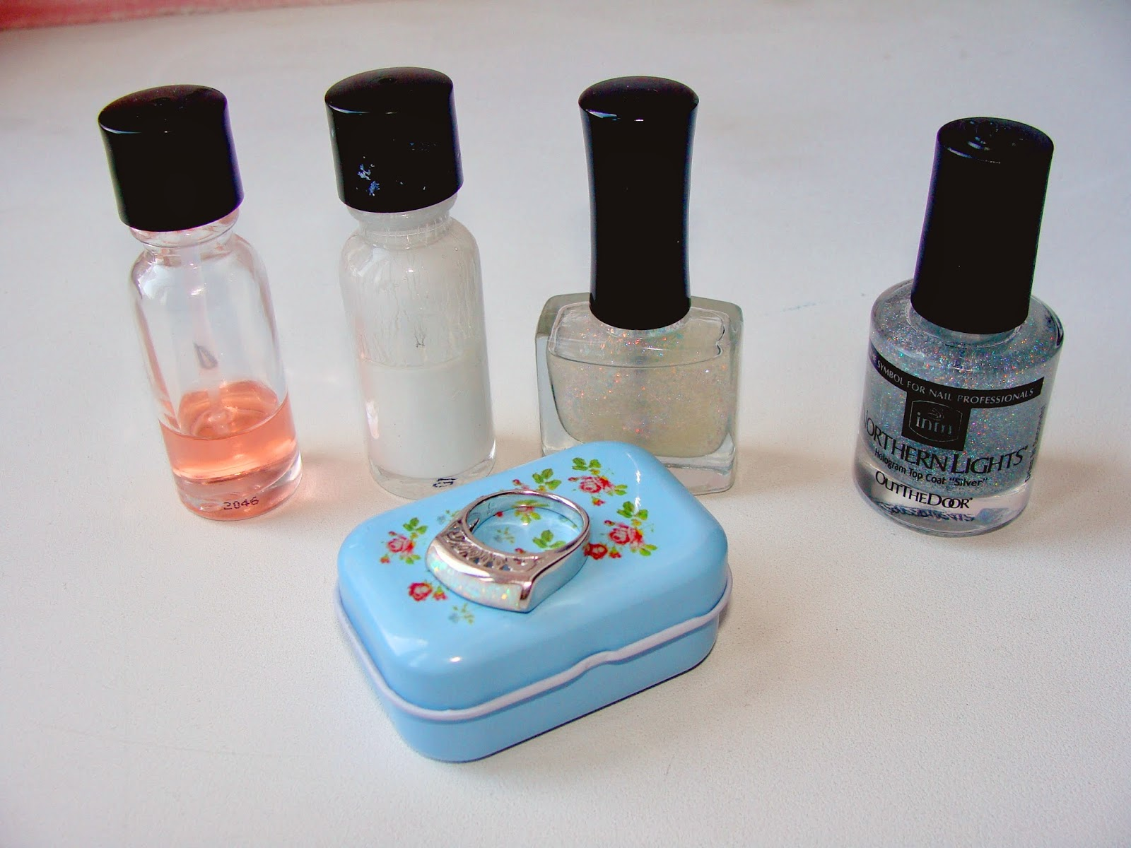 Opal Nail Art Tutorial