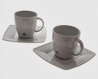 Citroën Tea Cups And Saucers