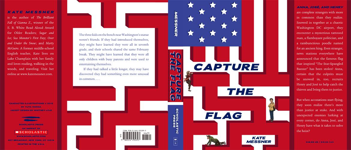 Yuta onoda blog july 2012 for Capture the flag