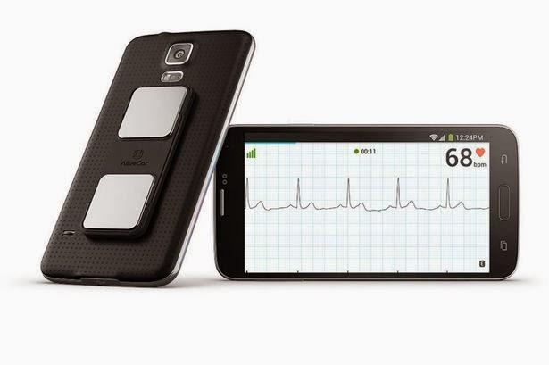 Smartphone untuk memprediksi gejala stroke dan jantung