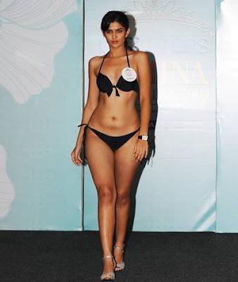 Deeksha Seth Hot bikini Pictures