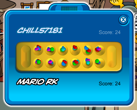 Chills Club Penguin Opinions Mancala Review