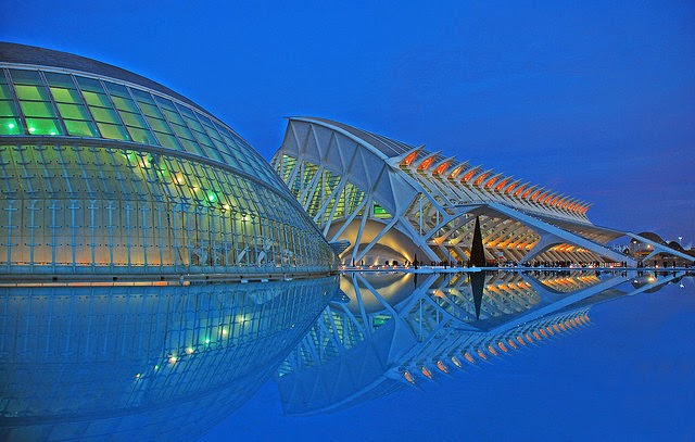 City of Arts and Sciences – Valencia