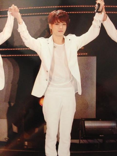 Jaejoong Tokyo Dome Konser 01