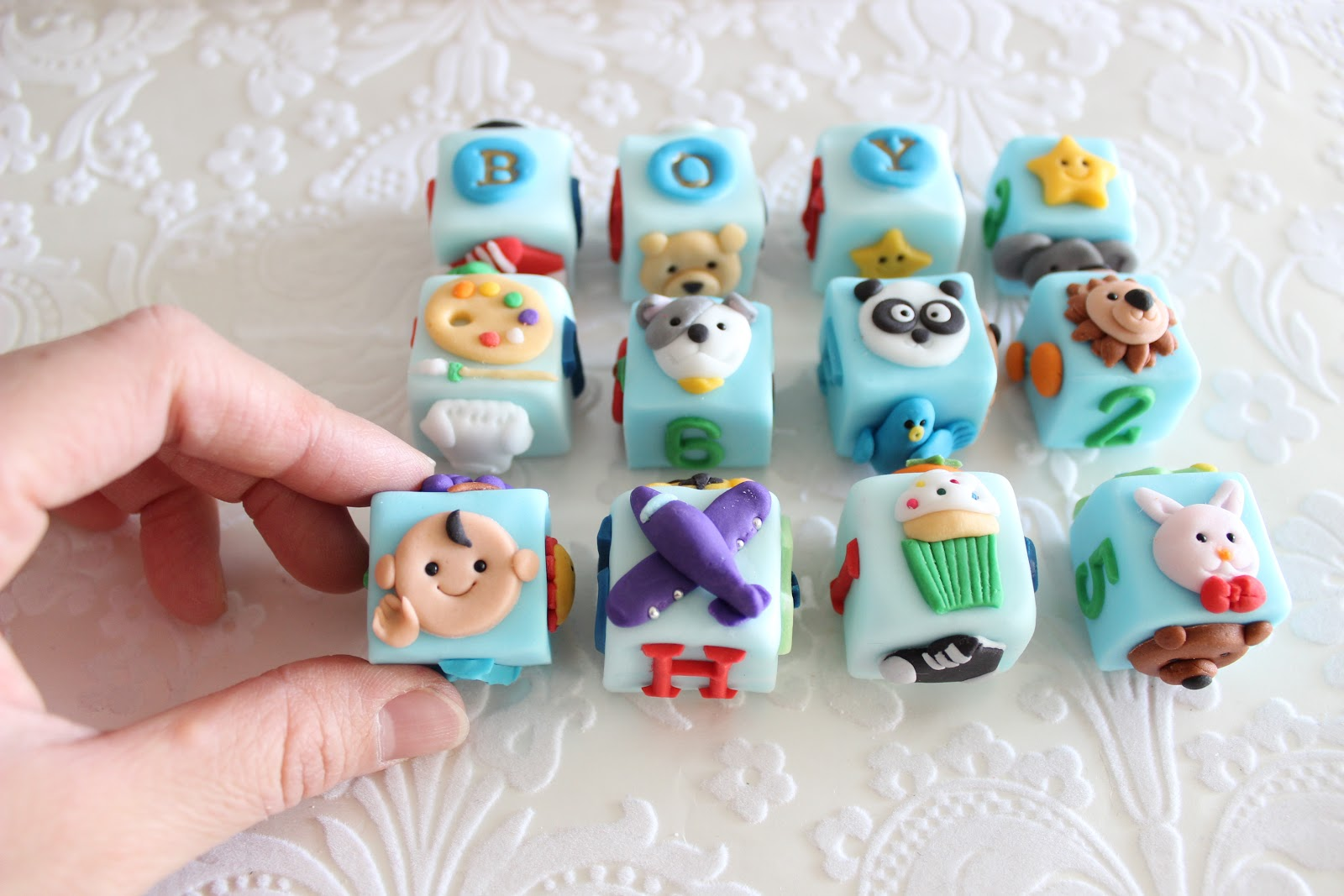 Aren't these Baby blocks so cute?