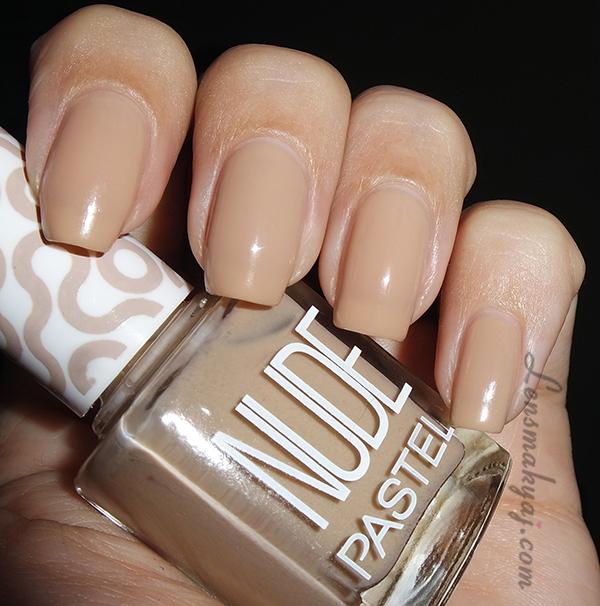 Pastel Nude Bone