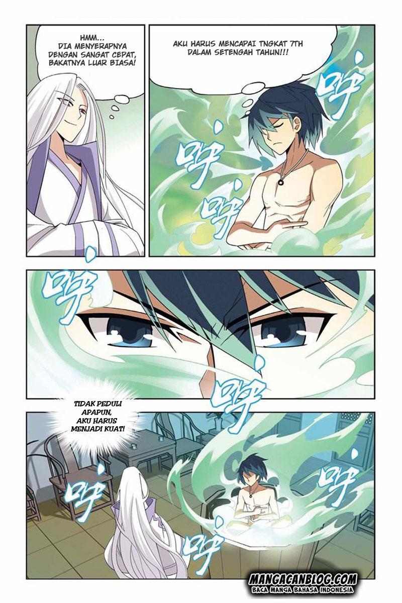 Battle Through Heaven Chapter 06-20