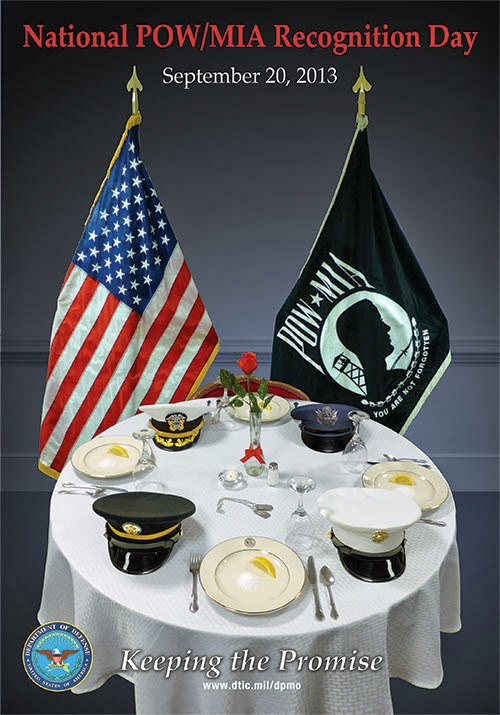 POW/MIA Recognition Day 2013