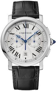 Montre Rotonde de Cartier Chronographe