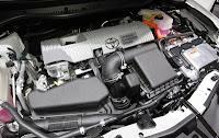 Sistemul hybrid la Toyota Auris