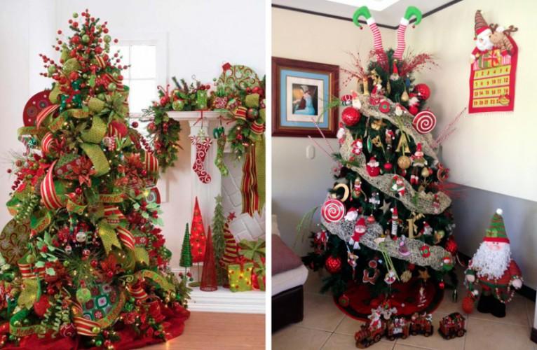 Expresiones de amor y amistad tips para decorar tu rbol - Como adornar mi arbol de navidad ...