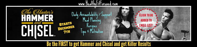 Master's Hammer and Chisel Launch Group!  Be a part of an exclusive launch group and be the first to get it and great results! Click for more information!