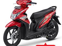 Spesifikasi dan Harga Motor New Honda Beat FI