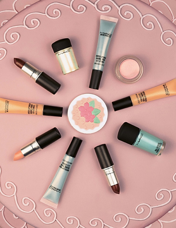 MAC Baking Beauties Collection, Summer 2013, daniela pires, blogger, summer makeup, maquilhgem verão, nova colecção de maquilhagem