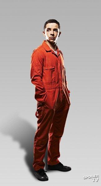 Finn. Misfits Season 4