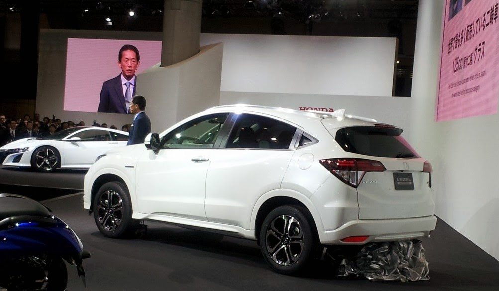Honda HRV SUV Baru Murah di Indonesia
