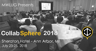 MWLUG/CollabSphere 2018