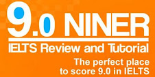 9.0 NINER IELTS REVIEW and TUTORIAL CENTER