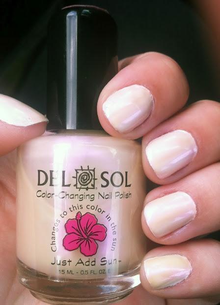 nail critique color