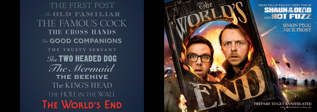 The World&#8217;s End: First Look