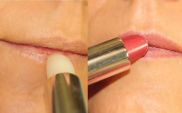 Lippenstift kupfer