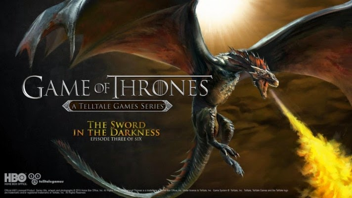 Game of Thrones – Episode 3: The Sword in the Darkness – XBox 360
