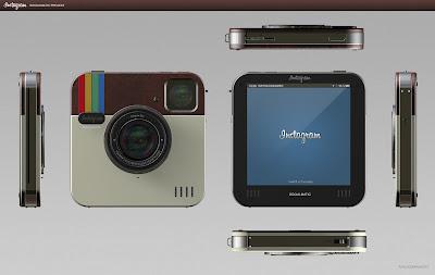 Kamera Instagram Menjadi Kenyataan