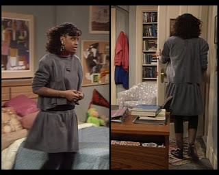 Cosby Show Huxtable fashion blog 80s sitcom Vanessa Tempestt Bledsoe