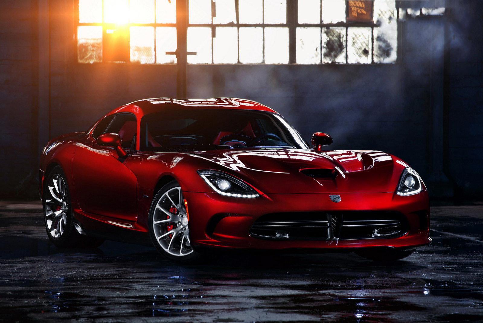 auto 2013 SRT Viper GTS submetido a testes Extremos