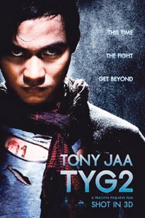 Tony Jaa cipta nama selepas kejayaan Ong Bak - Kembali Dengan Tom Yum Goong 2 - iskandarX Society Xclusive