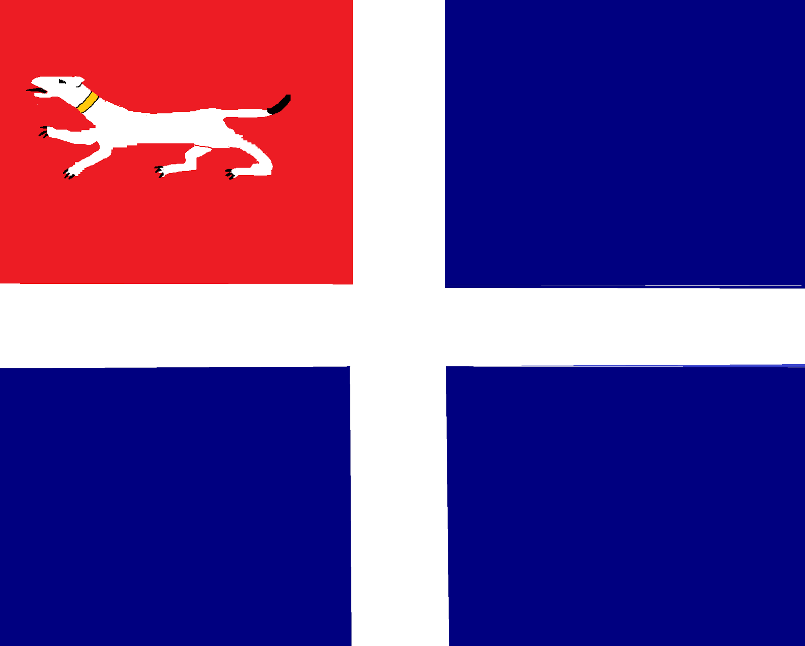 French Privateer Flag