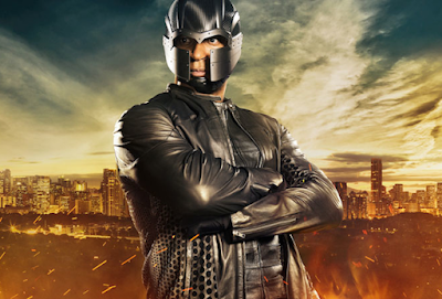 Arrow Season 4 Teaser Photo - David Ramsey as John Diggle