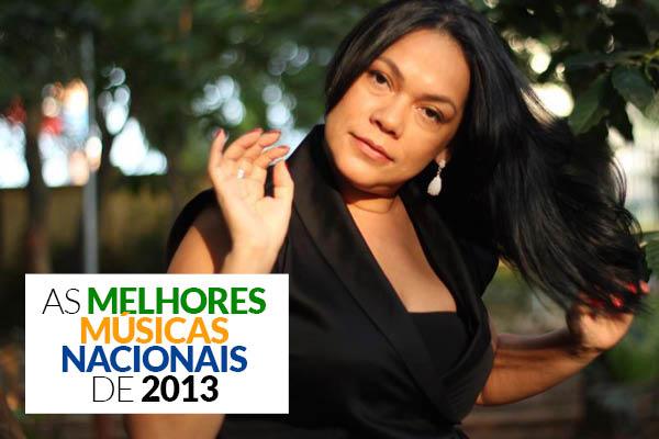 As melhores músicas nacionais de 2013