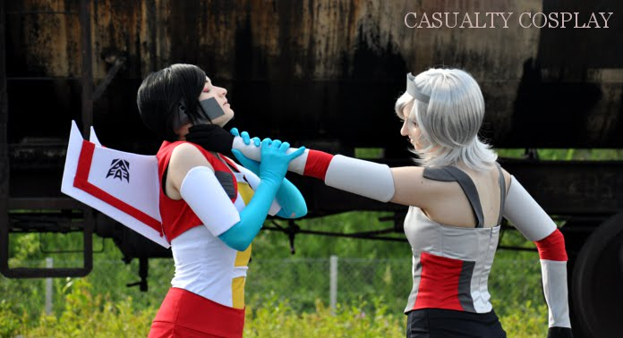 Casualty Cosplay