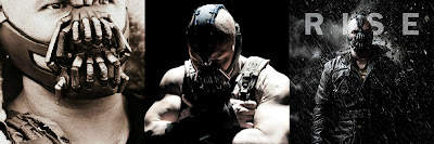Tom Hardy,Bane,The Dark Knight Rises,movies,film,Batman,Capes on Film