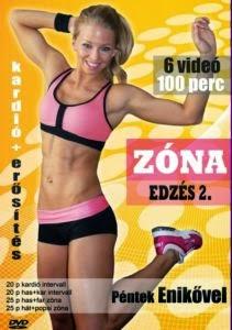 Péntek Enikő – Zóna mix(2013)