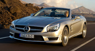 Mercedes SL63 AMG