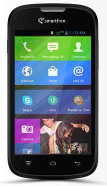 Custom rom NOKIA X for ANDROMAX C1 dan merubah GSM-GSM atau GSM-CDMA