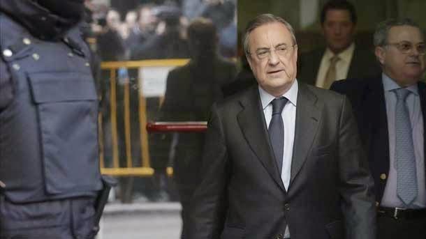 """Florentino declara en la """"Operación Púnica"""""""