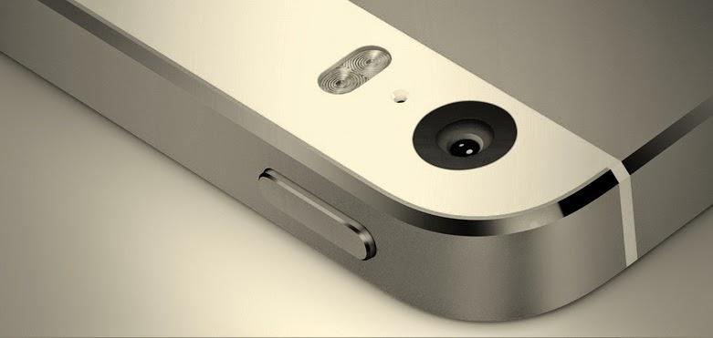 Kamera Apple iphone 5s