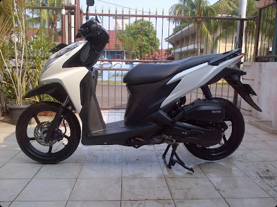 Modif Honda Vario 125