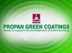 Propan Green Coatings
