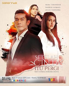 OST Setelah Cinta Itu Pergi (SamarindaTV3)