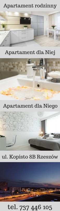 Apartamenty w Rzeszowie