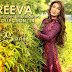 Reeva Designer Embroidered Collection 2014 By Shariq Textile | Designer Embroidered Dresses For Summer