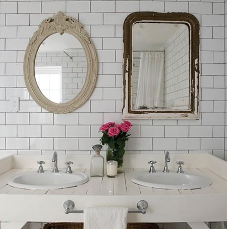 Underground Tiles Bathroom